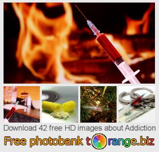 Image bank tOrange offers free photos from the section:  addiction