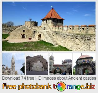 images free photo bank tOrange offers free photos from the section:  ancient-castles