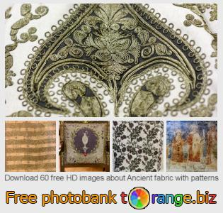 images free photo bank tOrange offers free photos from the section:  ancient-fabric-patterns