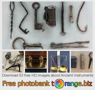 Image bank tOrange offers free photos from the section:  ancient-instruments