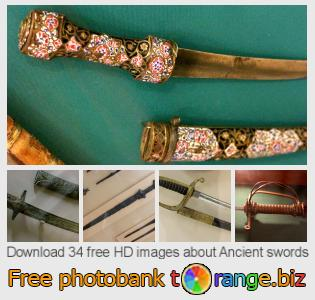 images free photo bank tOrange offers free photos from the section:  ancient-swords