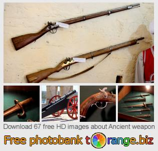 images free photo bank tOrange offers free photos from the section:  ancient-weapon