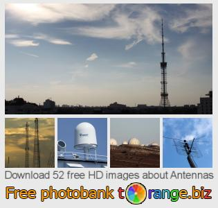 images free photo bank tOrange offers free photos from the section:  antennas