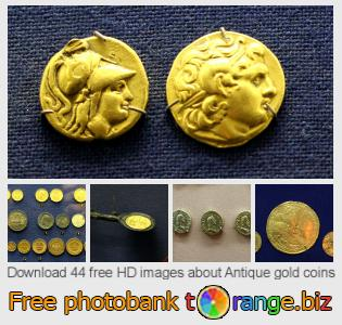 images free photo bank tOrange offers free photos from the section:  antique-gold-coins