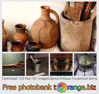 images free photo bank tOrange offers free photos from the section:  antique-household-items