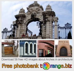 images free photo bank tOrange offers free photos from the section:  arches-architecture