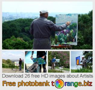 images free photo bank tOrange offers free photos from the section:  artists