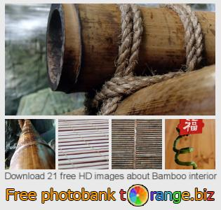 images free photo bank tOrange offers free photos from the section:  bamboo-interior