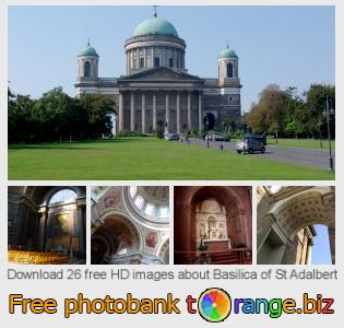 images free photo bank tOrange offers free photos from the section:  basilica-st-adalbert