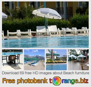 images free photo bank tOrange offers free photos from the section:  beach-furniture