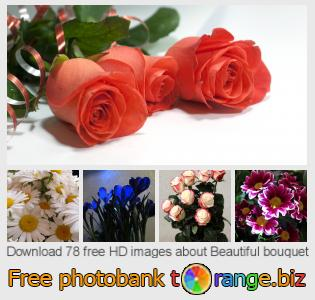 images free photo bank tOrange offers free photos from the section:  beautiful-bouquet