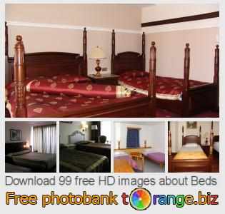 images free photo bank tOrange offers free photos from the section:  beds