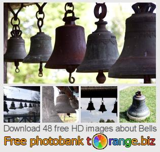 Image bank tOrange offers free photos from the section:  bells