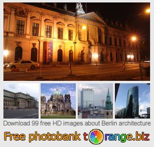 images free photo bank tOrange offers free photos from the section:  berlin-architecture