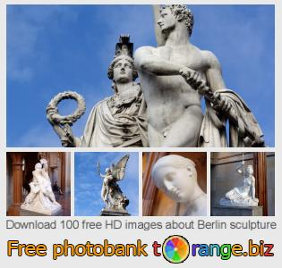 images free photo bank tOrange offers free photos from the section:  berlin-sculpture