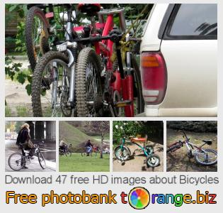 images free photo bank tOrange offers free photos from the section:  bicycles