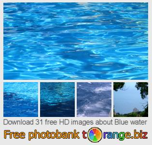 images free photo bank tOrange offers free photos from the section:  blue-water