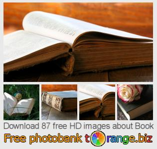 Image bank tOrange offers free photos from the section:  book