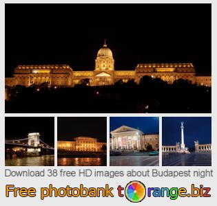 images free photo bank tOrange offers free photos from the section:  budapest-night