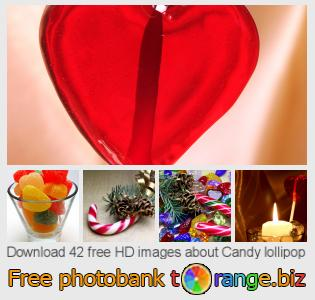 Image bank tOrange offers free photos from the section:  candy-lollipop