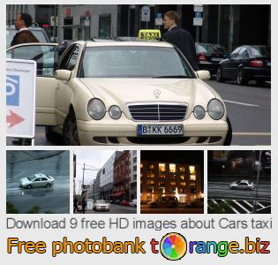 images free photo bank tOrange offers free photos from the section:  cars-taxi