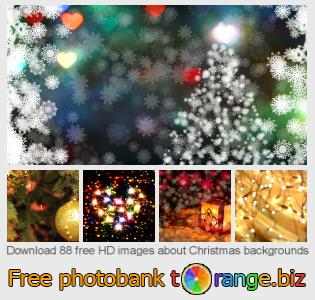 Image bank tOrange offers free photos from the section:  christmas-backgrounds