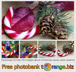 images free photo bank tOrange offers free photos from the section:  christmas-candy-cane-caramel