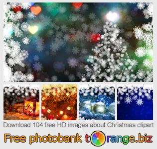 images free photo bank tOrange offers free photos from the section:  christmas-clipart