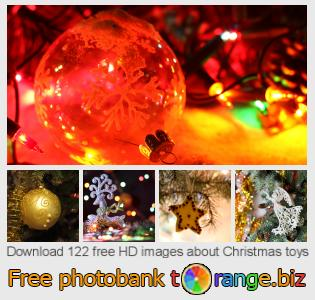 images free photo bank tOrange offers free photos from the section:  christmas-toys