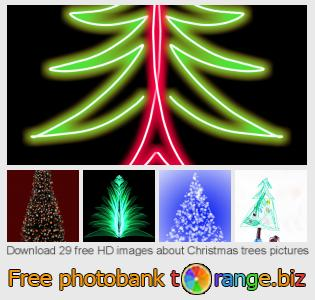 images free photo bank tOrange offers free photos from the section:  christmas-trees-pictures