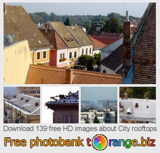images free photo bank tOrange offers free photos from the section:  city-rooftops