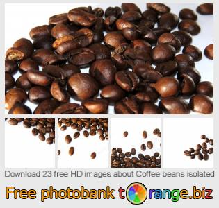 Image bank tOrange offers free photos from the section:  coffee-beans-isolated