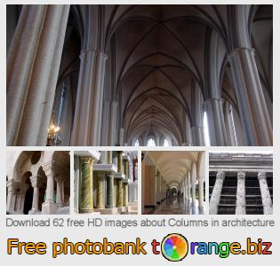 images free photo bank tOrange offers free photos from the section:  columns-architecture