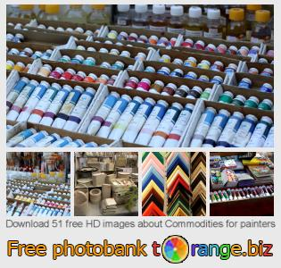 images free photo bank tOrange offers free photos from the section:  commodities-painters