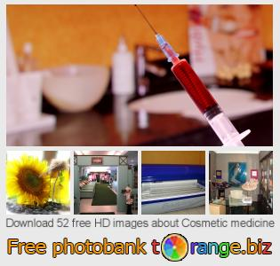 images free photo bank tOrange offers free photos from the section:  cosmetic-medicine