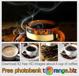 Image bank tOrange offers free photos from the section:  cup-coffee