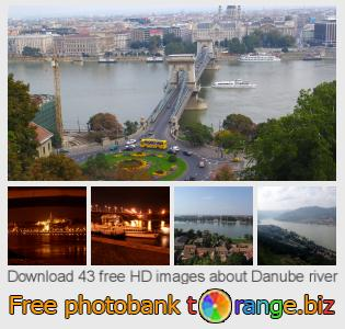 images free photo bank tOrange offers free photos from the section:  danube-river