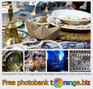 images free photo bank tOrange offers free photos from the section:  decorative-elements-marine-theme
