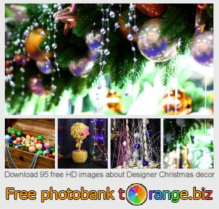images free photo bank tOrange offers free photos from the section:  designer-christmas-decor