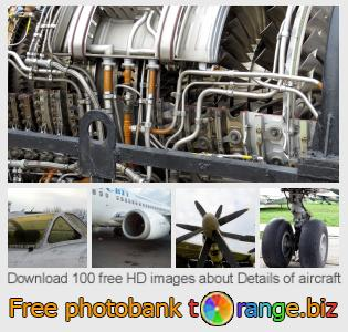 images free photo bank tOrange offers free photos from the section:  details-aircraft