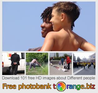 images free photo bank tOrange offers free photos from the section:  different-people