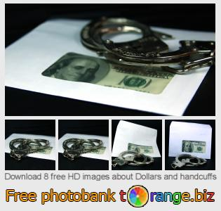 images free photo bank tOrange offers free photos from the section:  dollars-handcuffs