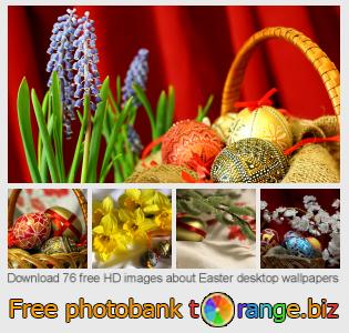 Image bank tOrange offers free photos from the section:  easter-desktop-wallpapers