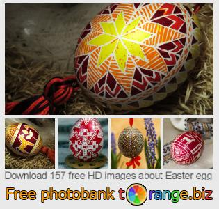 Image bank tOrange offers free photos from the section:  easter-egg