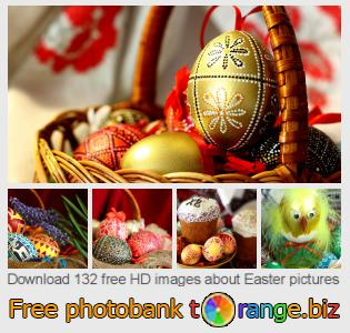 Image bank tOrange offers free photos from the section:  easter-pictures