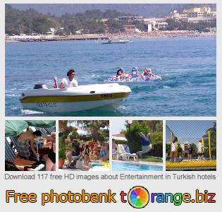Image bank tOrange offers free photos from the section:  entertainment-turkish-hotels