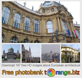 images free photo bank tOrange offers free photos from the section:  european-architecture