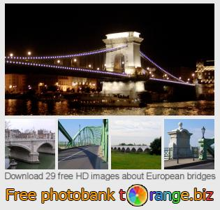 images free photo bank tOrange offers free photos from the section:  european-bridges
