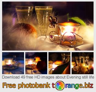 Image bank tOrange offers free photos from the section:  evening-still-life