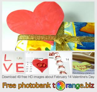 Image bank tOrange offers free photos from the section:  february-14-valentines-day